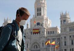 Son dakika... İspanyada son 24 saatte Kovid-19dan 435 kişi öldü