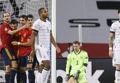 İspanya - Almanya: 6-0