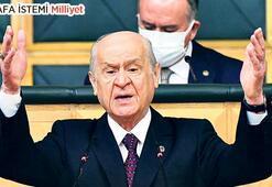 Bahçeli: Türkiye'nin hızına hız katacak