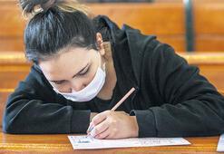 Korona olup da sınava girecek adaylar dikkat