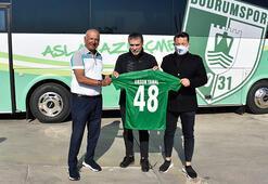 Ersun Yanal, Bodrumspor'u ziyaret etti