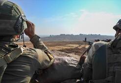 Son dakika... Fırat Kalkanı bölgesinde 6 PKKlı etkisiz hale getirildi