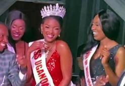 Son dakika... Esenyurttaki Miss Uganda yarışması güzeli konuştu: Bizim için önemli