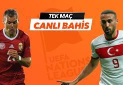 Macaristan - Türkiye maçı canlı bahis heyecanı Misli.comda