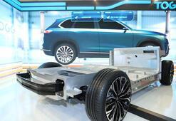 Yerli otomobil de yerini aldı MÜSİAD EXPO fuarı açıldı