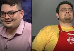 MasterChef Eray kaç kilo verdiğini açıkladı