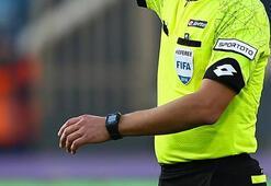 Süper Ligde 9uncu haftanın hakemleri belli oldu
