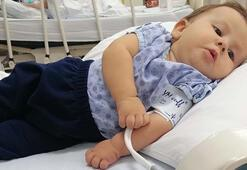 Ailesi, SMA hastası 7 aylık Amine destek bekliyor