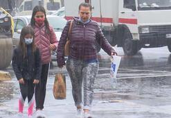 Son dakika... Meteoroloji uyarmıştı İstanbullular hazırlıksız yakalandı