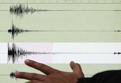 Çorumda 4,2 büyüklüğündeki deprem