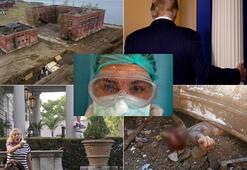 Son Dakika: Reuters yılın fotoğraflarını seçti Türk hemşire...