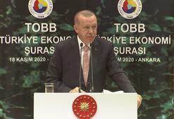 Cumhurbaşkanı Erdoğandan faiz ve enflasyon açıklaması