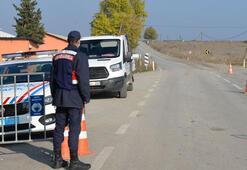 Balıkesirde 7 mahalle karantinaya alındı