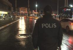Taksimde Yeditepe Huzur uygulaması
