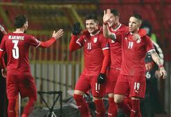 Sırbistan - Rusya: 5-0