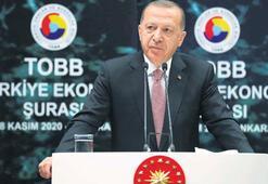 Cumhurbaşkanı Erdoğan muhalefete yüklendi: Esip gürlemeleri teneke tıngırtısı