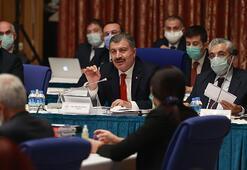 Bakan Kocadan grip aşısı açıklaması: 600 bin kişiye yapıldı