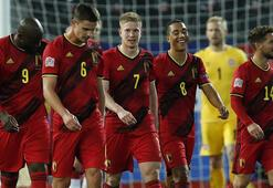 Belçikadan 4 gollü galibiyet