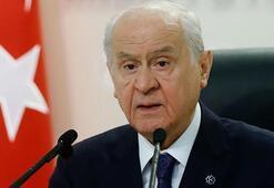 MHP lideri Bahçeli'den Kılıçdaroğlu'na yanıt