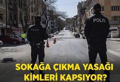 Sokağa çıkma yasağı muaf olanlar, kimleri kapsıyor Hafta sonu sokağa çıkma yasağı çalışanlar için geçerli mi