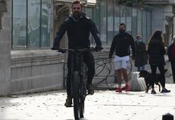 Harun Tanın bisiklet turu