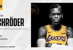 Los Angeles Lakers, Dennis Schröderi transfer etti