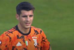Morata, Juventusu özlemiş | Etkileyici geri dönüş...