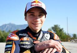 Milli motosikletçi Deniz Öncü sezonun son yarışına Portekizde çıkacak