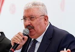 MHP'li Yalçından CHPye: Siyasetin mafyası hâline geldi