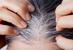 Genç yaşta saçları beyazlatan 6 neden ve bunu önlemenin yolları