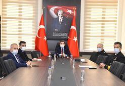 Muğlada Güvenlik ve Asayiş Toplantısı yapıldı