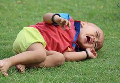 Bebeklerde kafa çarpması sonrası şişlik ne zaman ve nasıl geçer