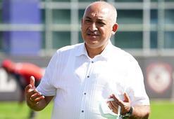 Gaziantep FK Başkanı Büyükekşiden kulübe destek çağrısı