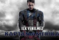 İlk Yenilmez: Kaptan Amerika oyuncuları kimler İlk Yenilmez: Kaptan Amerika konusu nedir