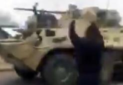 Azerbaycan ordusu Ermenistanın boşalttığı Ağdama yerleşiyor