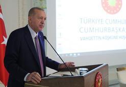 Son dakika... Cumhurbaşkanı Erdoğan: Türkiyeyi 2023 hedeflerine ulaştıracağız