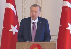 Cumhurbaşkanı Erdoğan: Türkiyeyi 2023 hedeflerine ulaştıracağız
