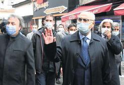 'İzmir, tehlike altında'