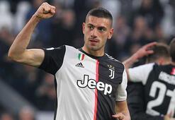 Son dakika - Juventusta bir ilk Merih Demiral...