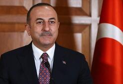 Dışişleri Bakanı Çavuşoğlu, IKBY Başkanı Barzaniyle görüştü