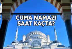 Bugün cuma namazı kaçta kılınacak Cuma namazı saati kaçta İstanbul, Ankara namaz saatleri