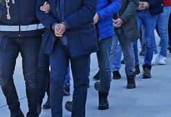 Son dakika... İzmirde büyük operasyon Aralarında ilçe belediye başkanı da var