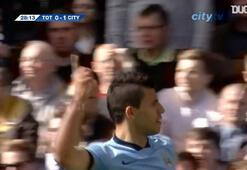Manchester Citynin Tottenham Hotspura attığı en iyi goller