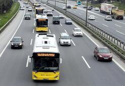 Sokağa çıkma yasağında otobüs, metro, metrobüs, vapurlar çalışıyor mu Hafta sonu toplu ulaşım var mı