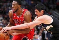 Son dakika | Milwaukee Bucks, Ersan İlyasovayı serbest bıraktı
