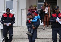 Rus eşinden çocuklarını kaçıran baba, yakalanmasından sorumlu tuttuğu kişiyi tabancayla yaraladı