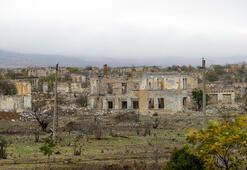 Ermenistanın Hiroşimaya çevirdiği Ağdam esaretten kurtuldu