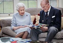 İngiltere Kraliçesi 2. Elizabeth ve eşi Prens Philip 73. evlilik yıl dönümlerini kutluyor