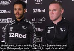 Rooney: Kariyerim boyunca teknik direktörlerden çok şey öğrendim