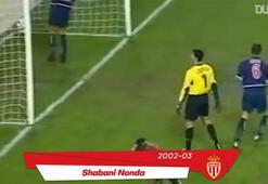 Monaconun PSGye attığı en İyi 5 gol